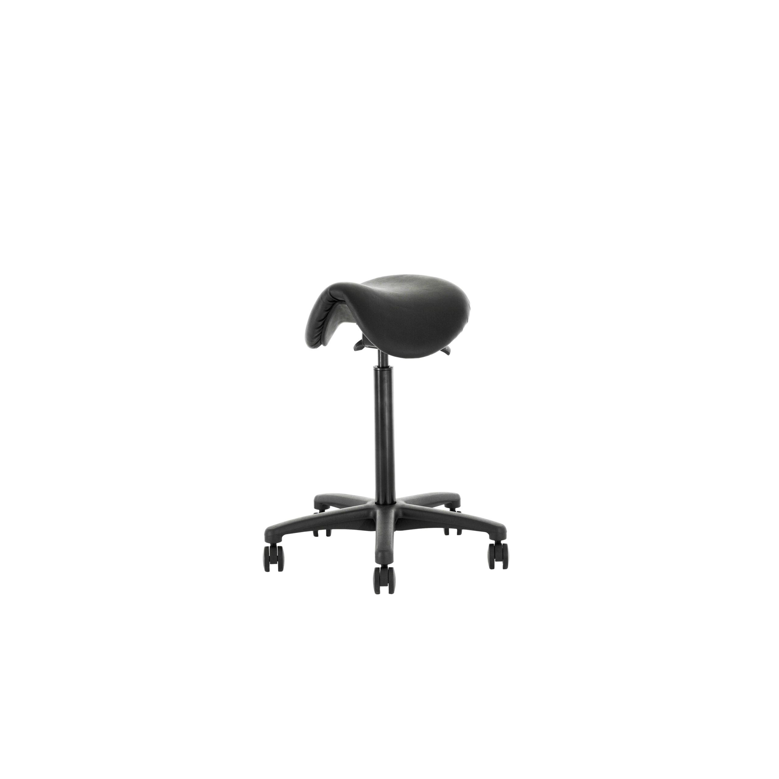 Saddle seat Kontorsstol med sadelsits produktbild 3