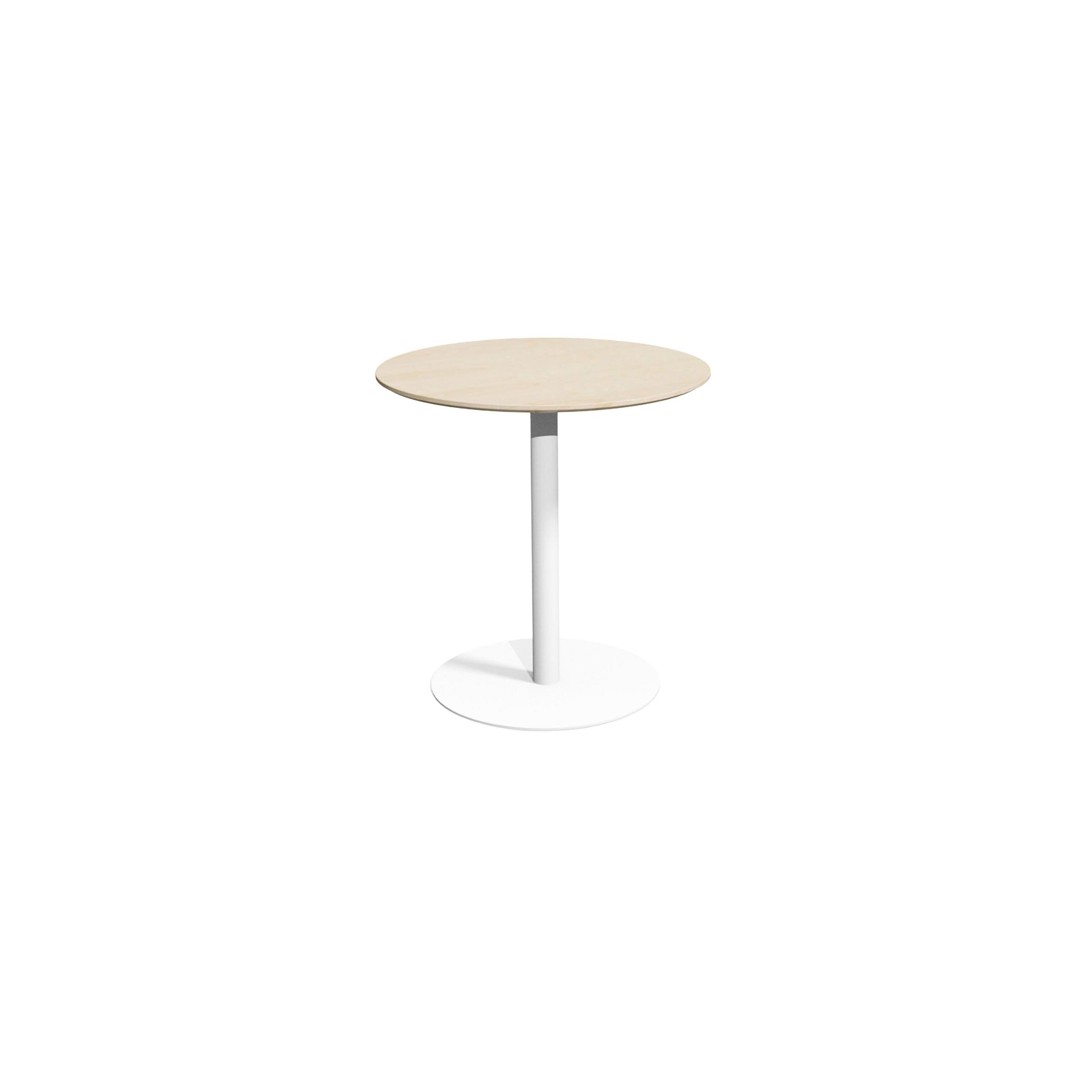 Chat Loungebord med pelarstativ produktbild 2