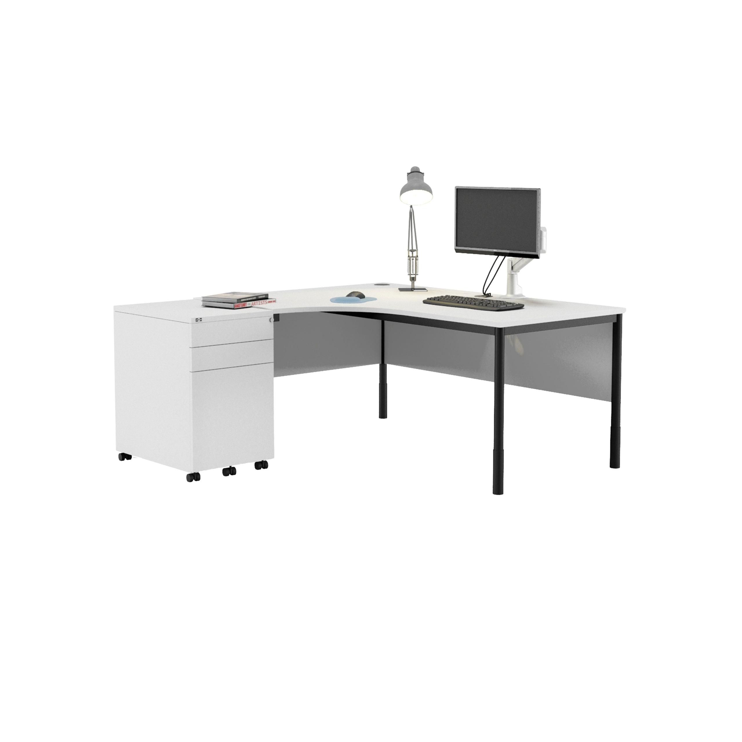 Team Pro Skrivbord/mötesbord produktbild 2