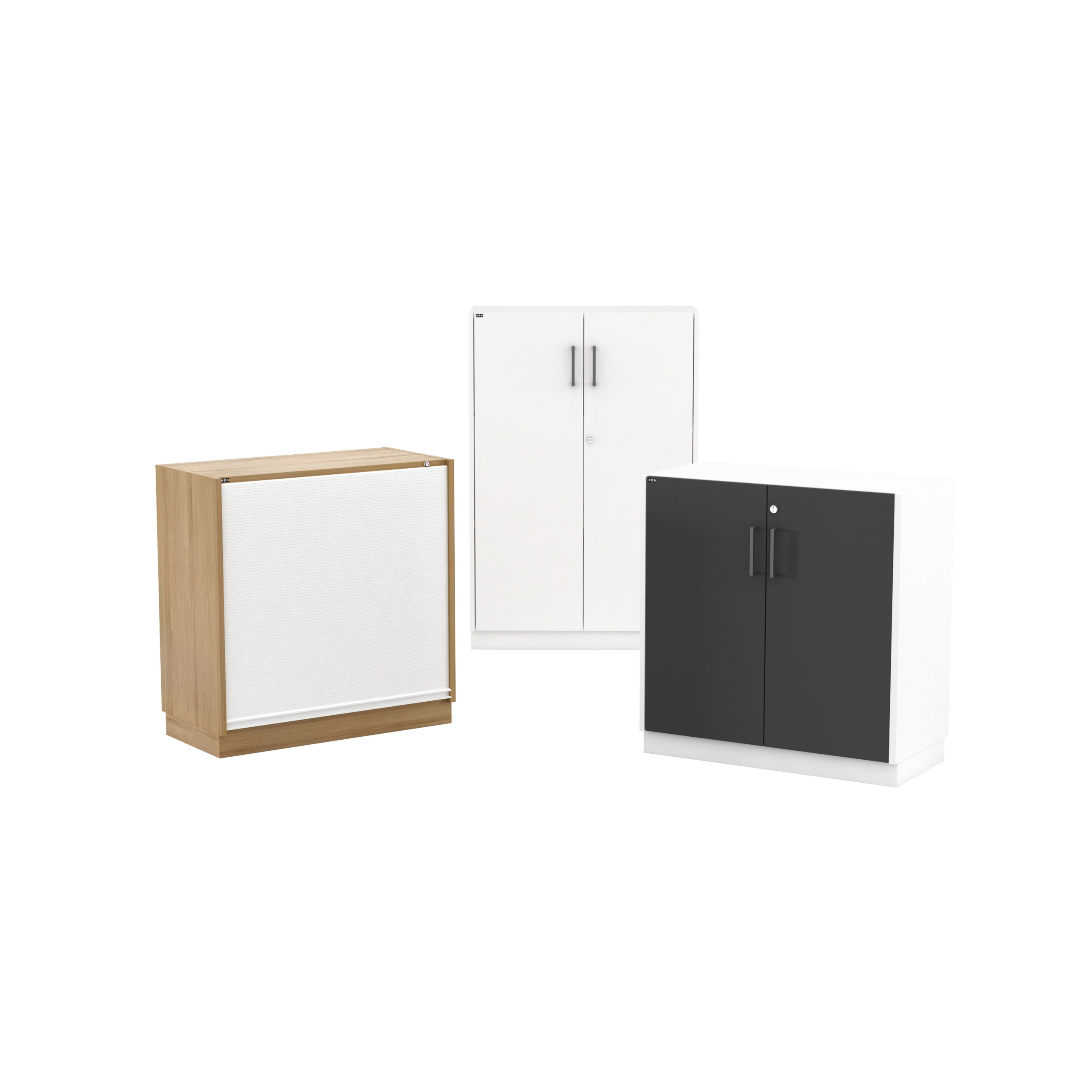 Storage Storage with shelves, cupboards and drawers product image 1