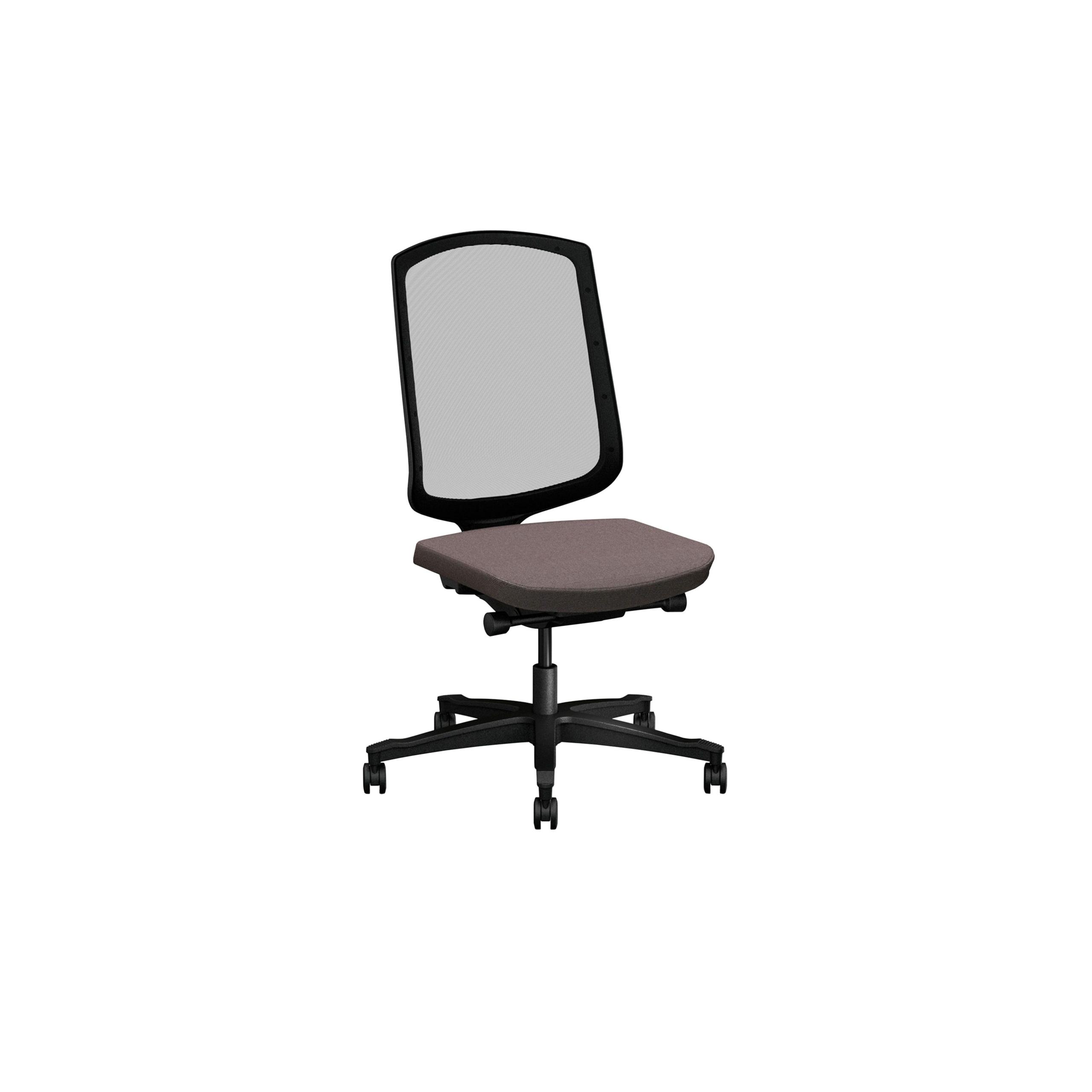 One Kontorsstol med meshrygg produktbild 2