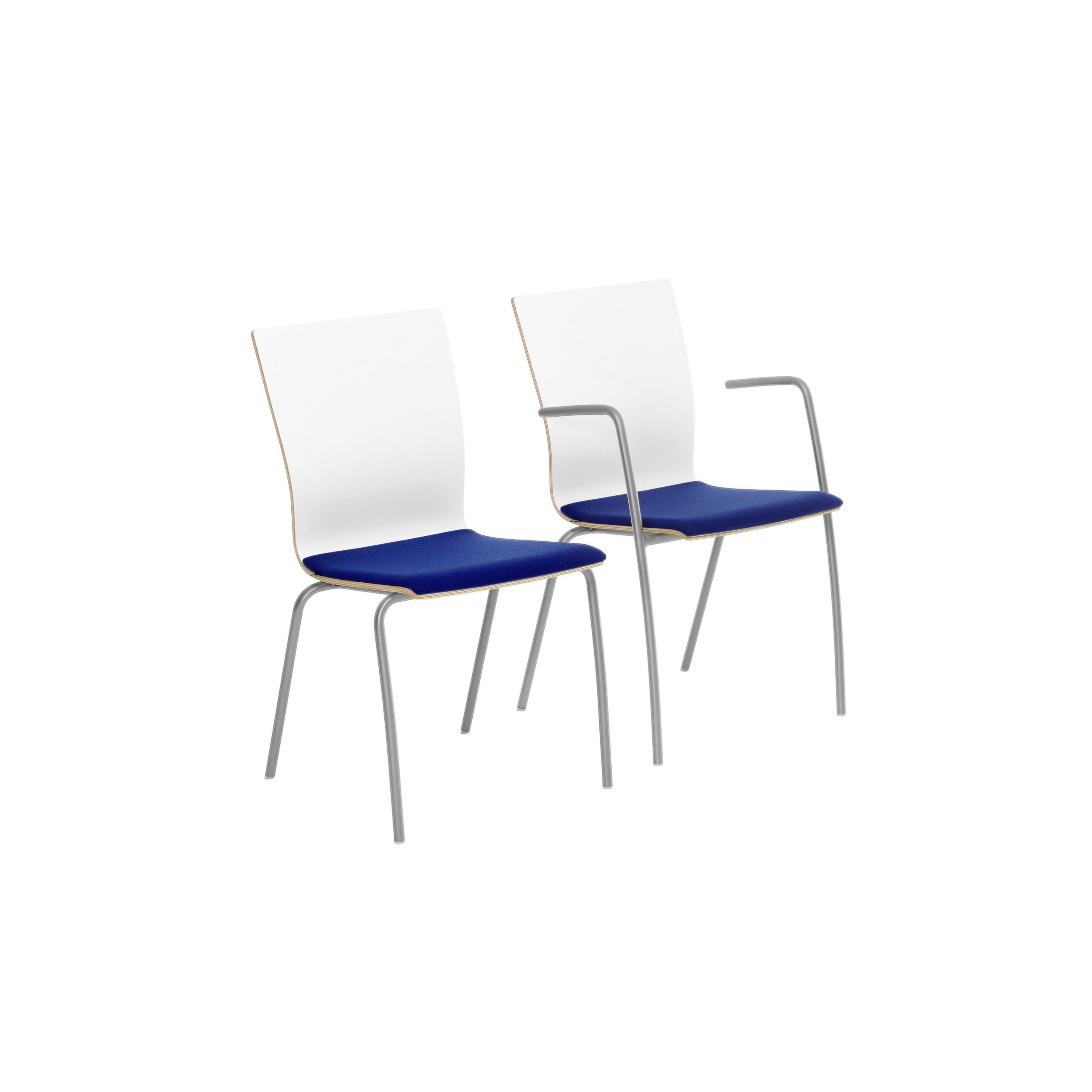 Sit Stol med metallben produktbild 4