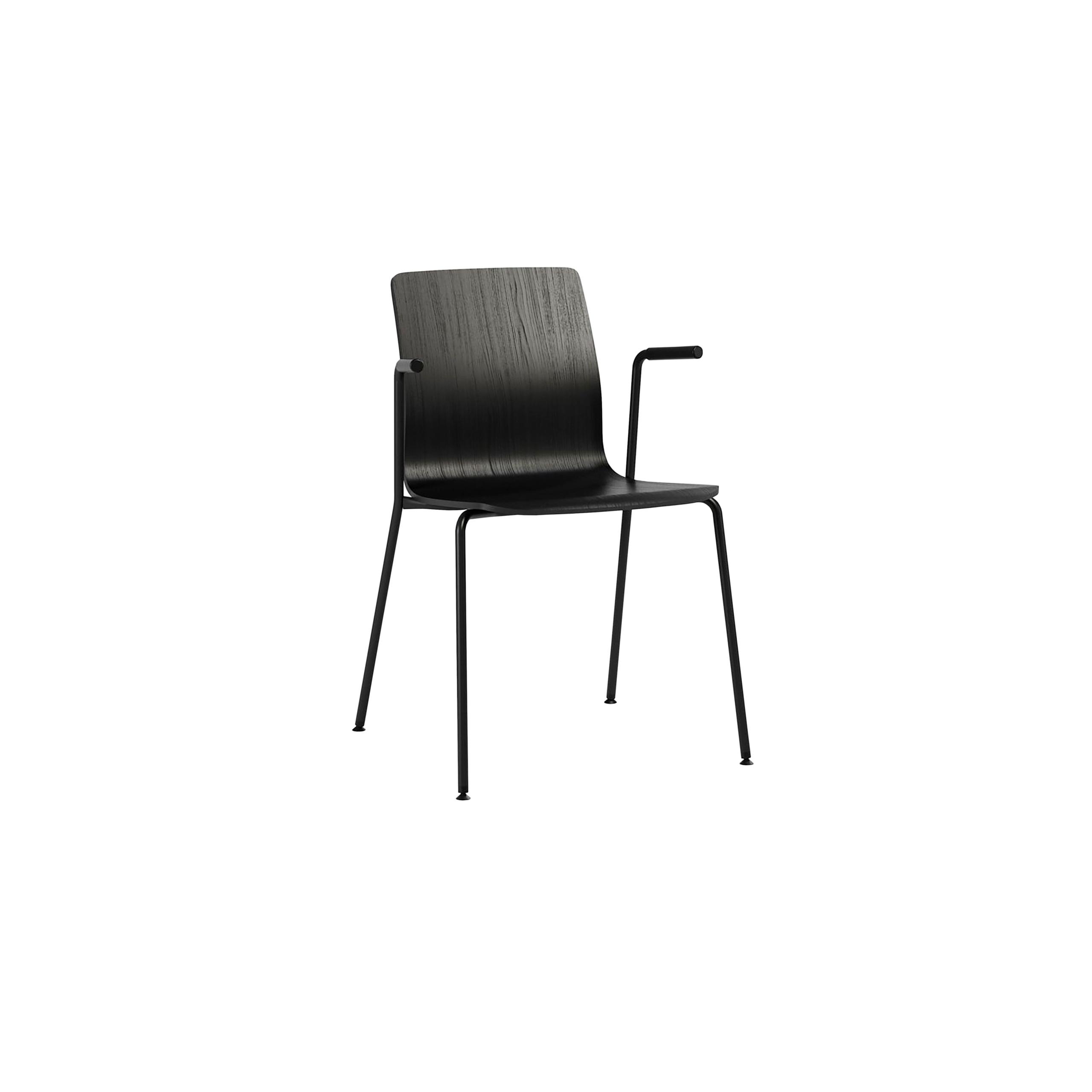 Nova Stol med metallben produktbild 4