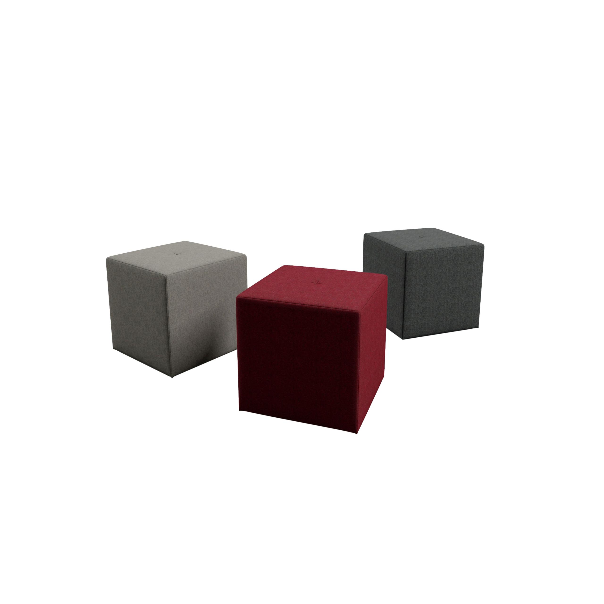 Create Seating Byggbara moduler: sittmöbler, förvaring och rum-i rum produktbild 5