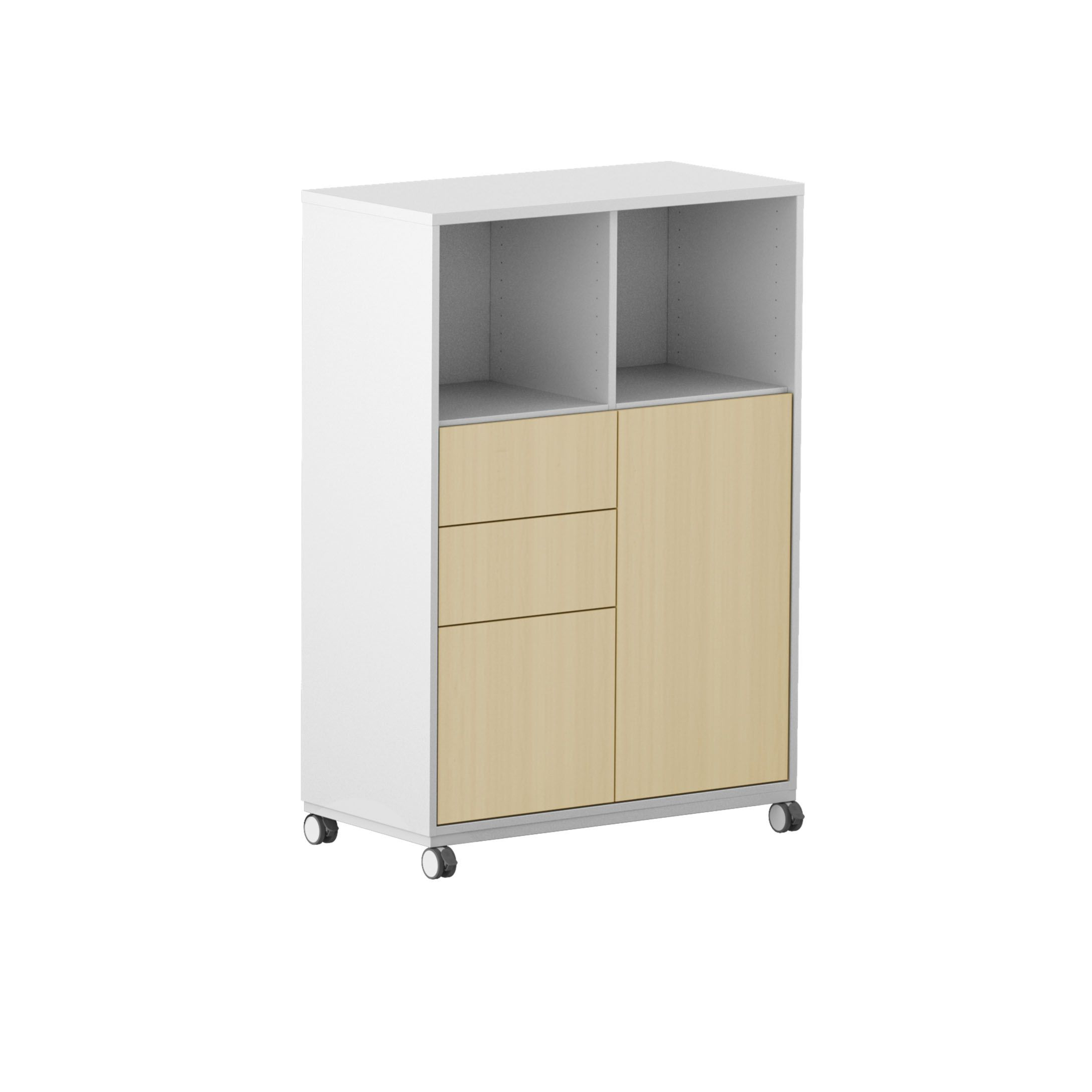 Pulse Storage with doors and drawers product image 3