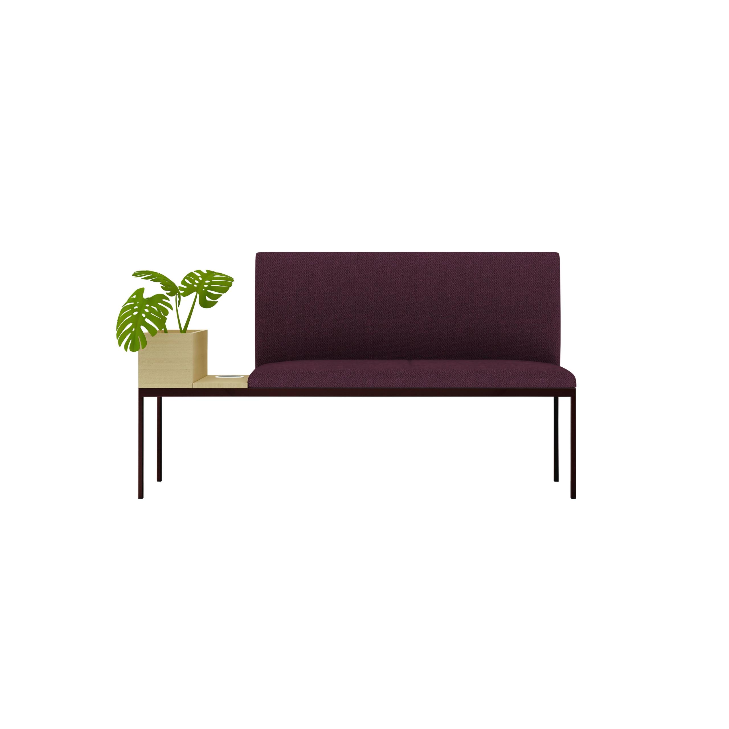 Create Seating Byggbara moduler: sittmöbler, förvaring och rum-i rum produktbild 2