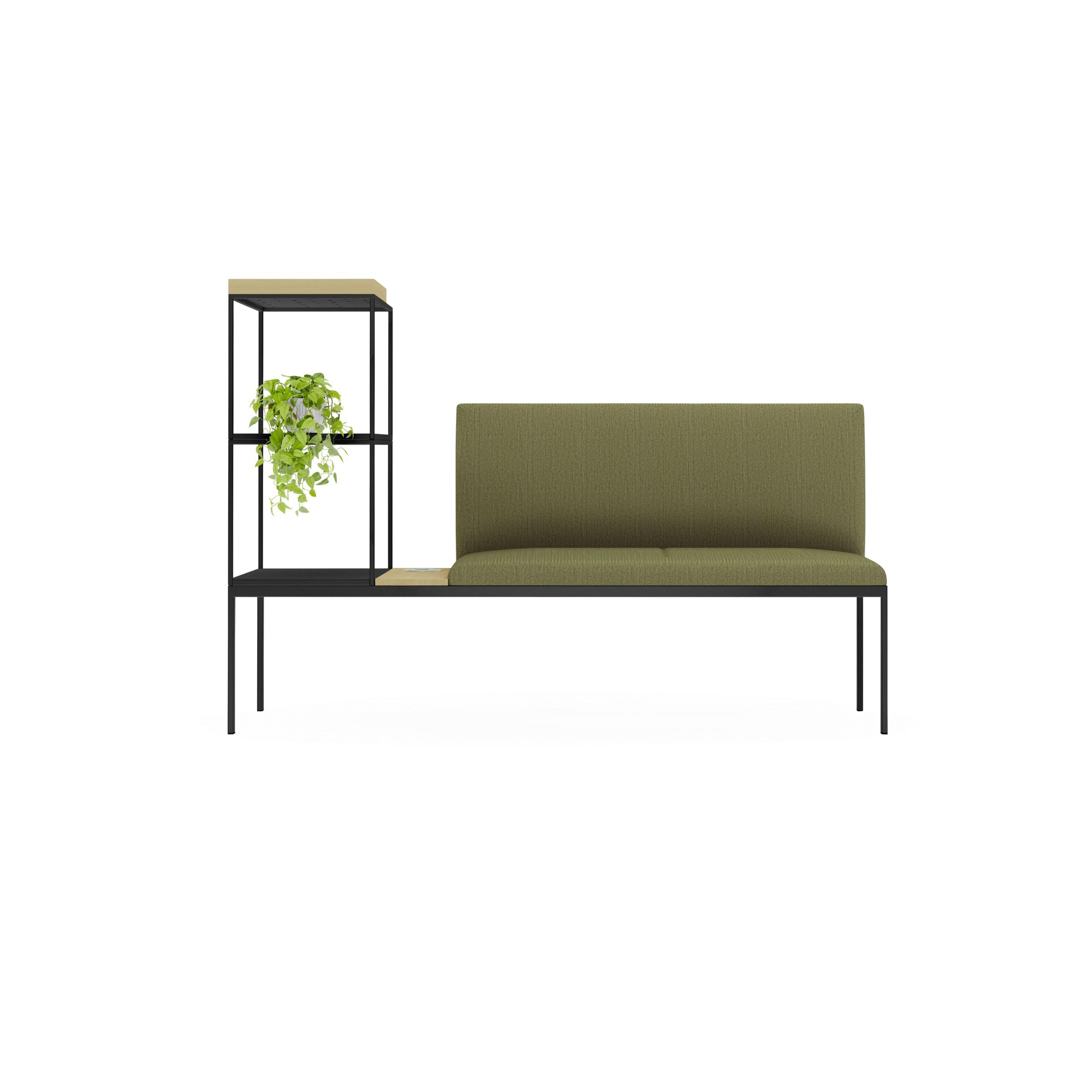 Create Seating Byggbara moduler: sittmöbler, förvaring och rum-i rum produktbild 3