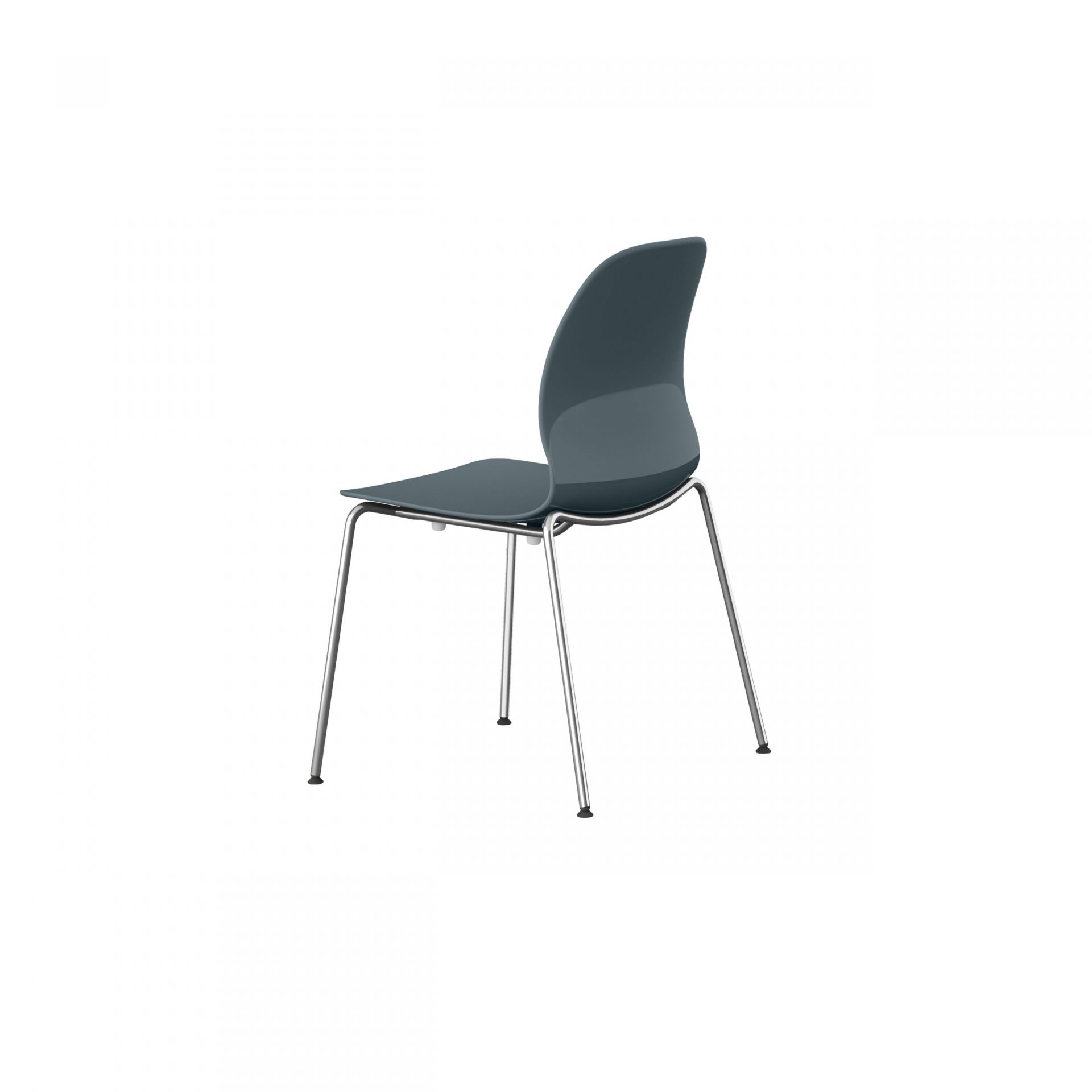 Archie Chair with metal legs product image 2