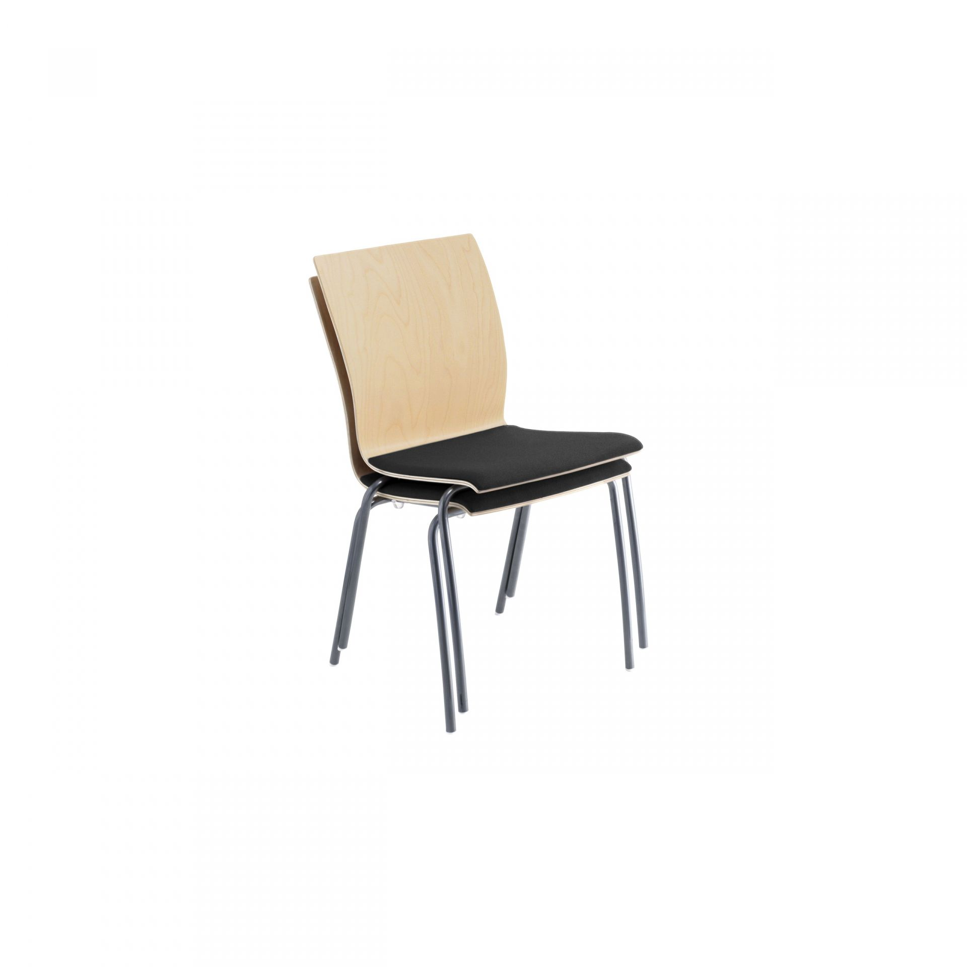 Sit Stol med metallben produktbild 3