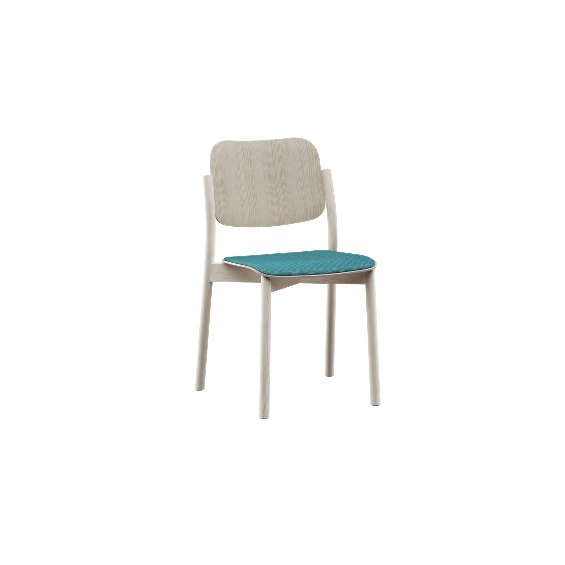 Zoe Wooden chair product image 1