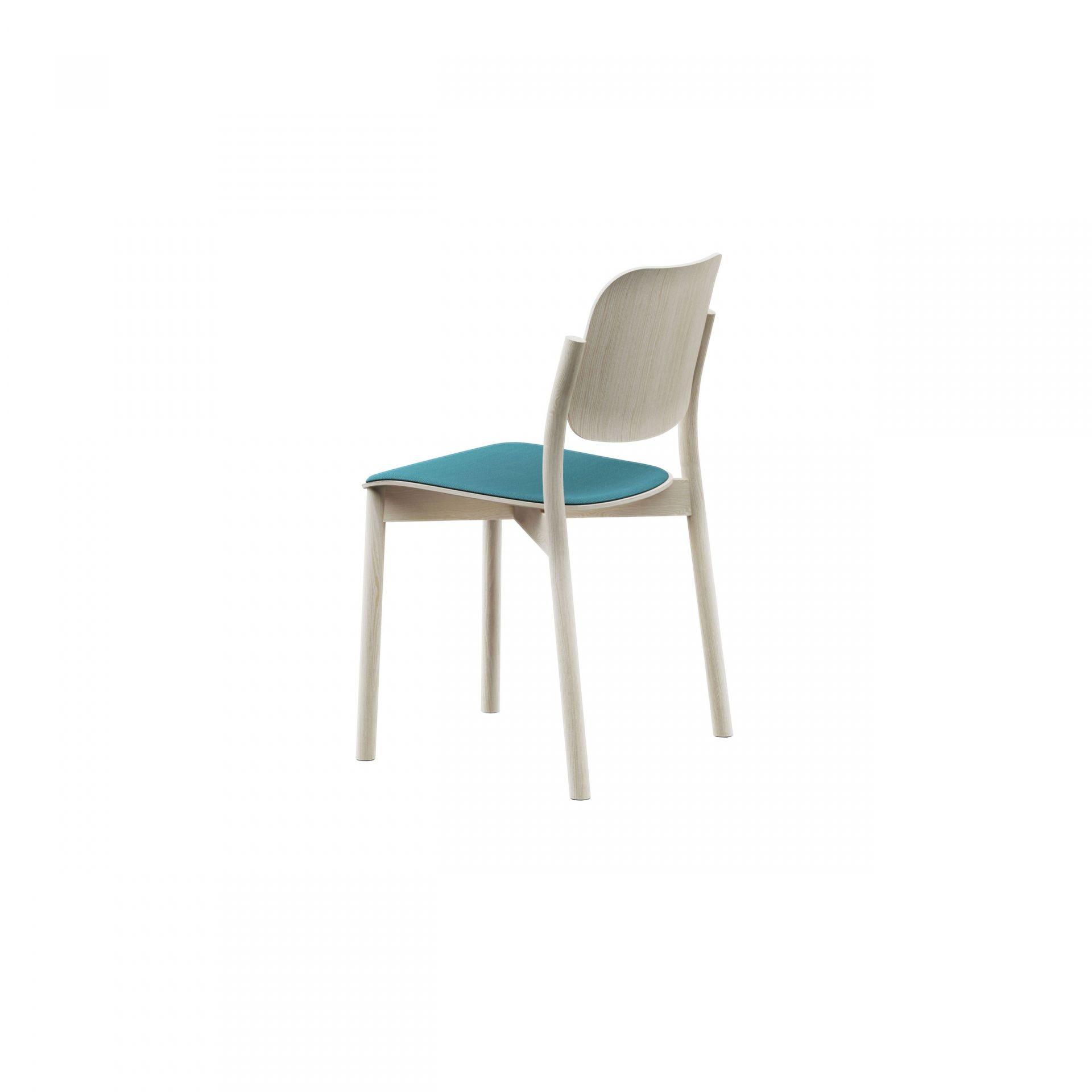 Zoe Wooden chair product image 2