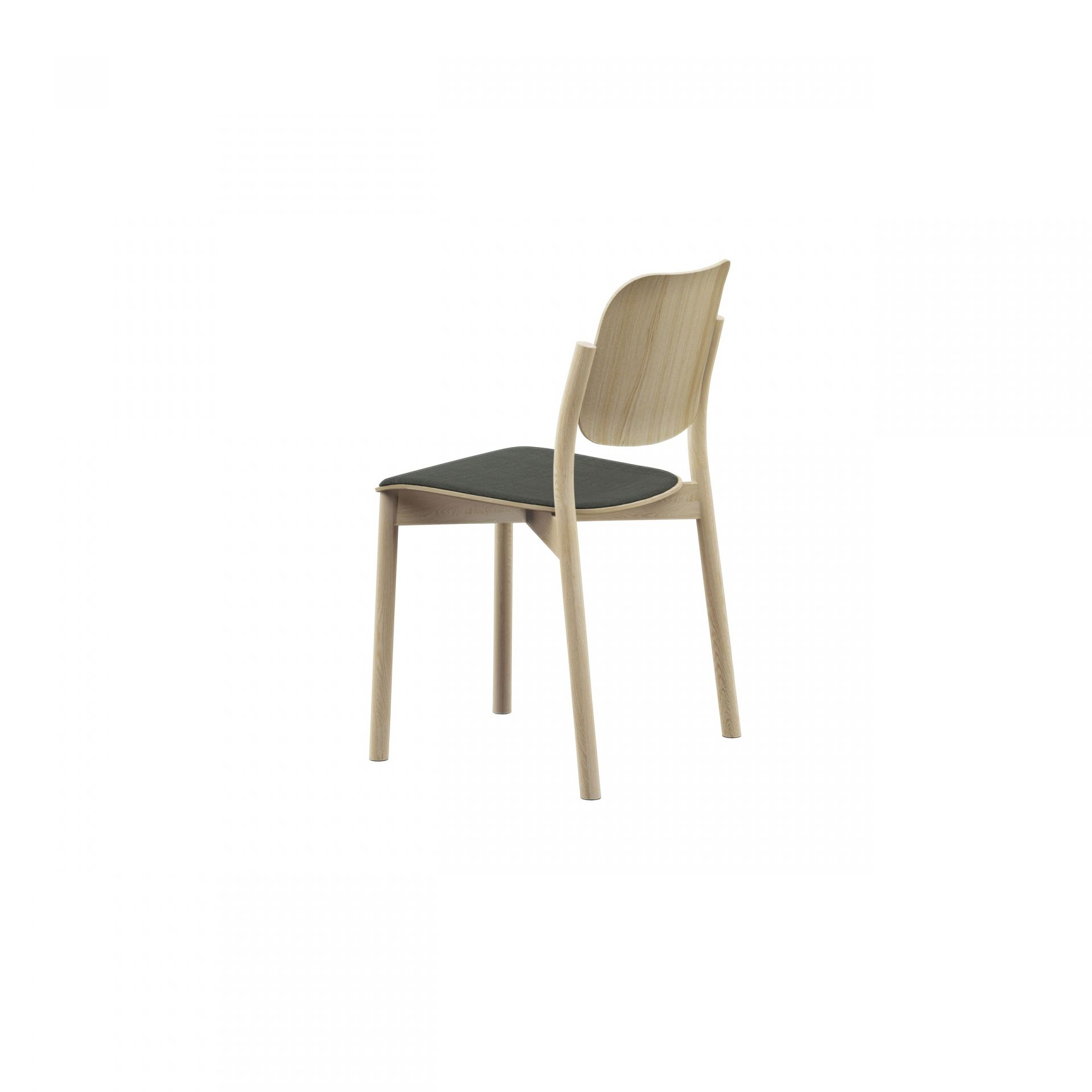 Zoe Wooden chair product image 4