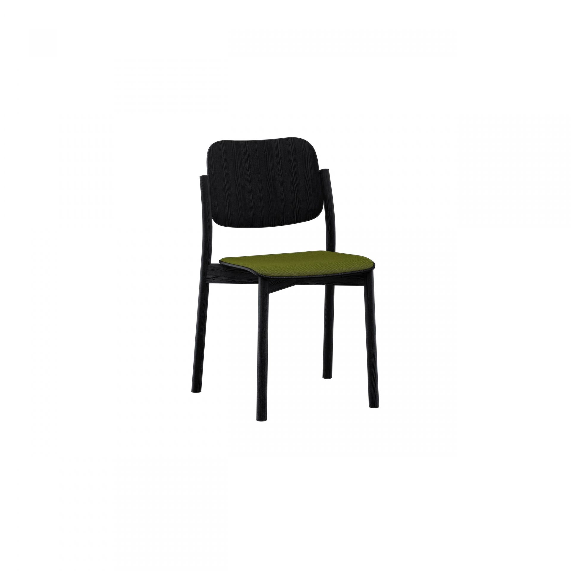 Zoe Wooden chair product image 5