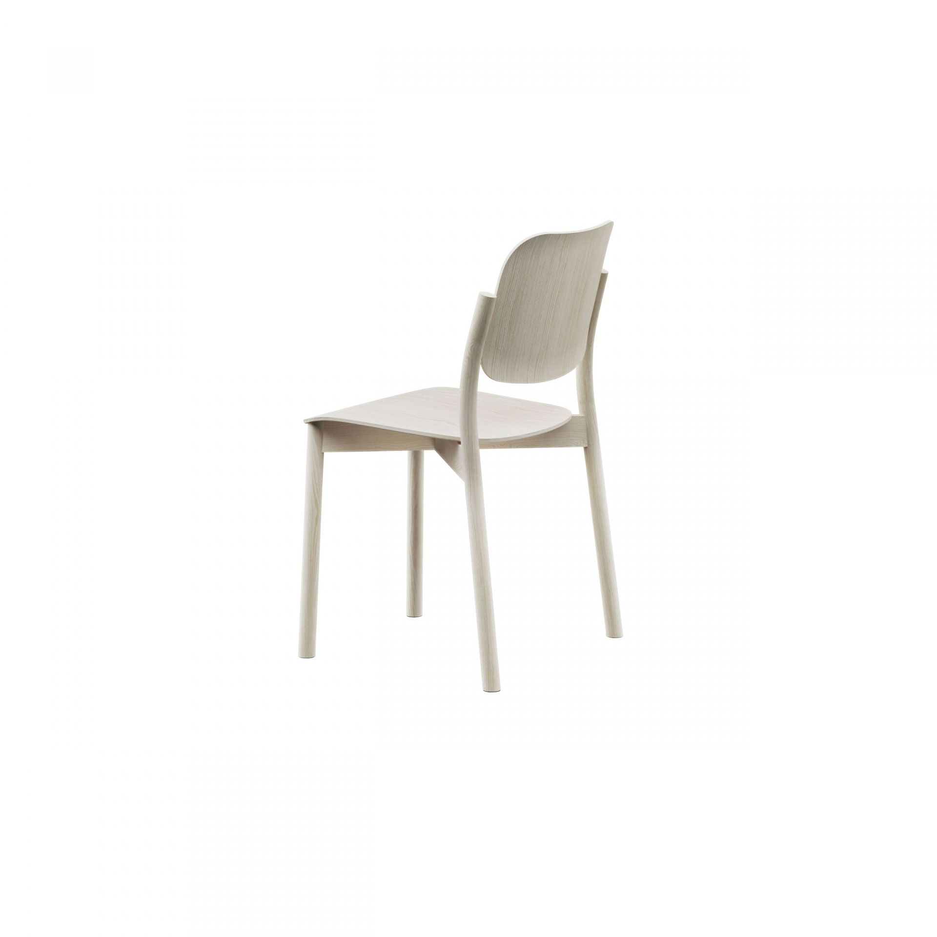 Zoe Wooden chair product image 9