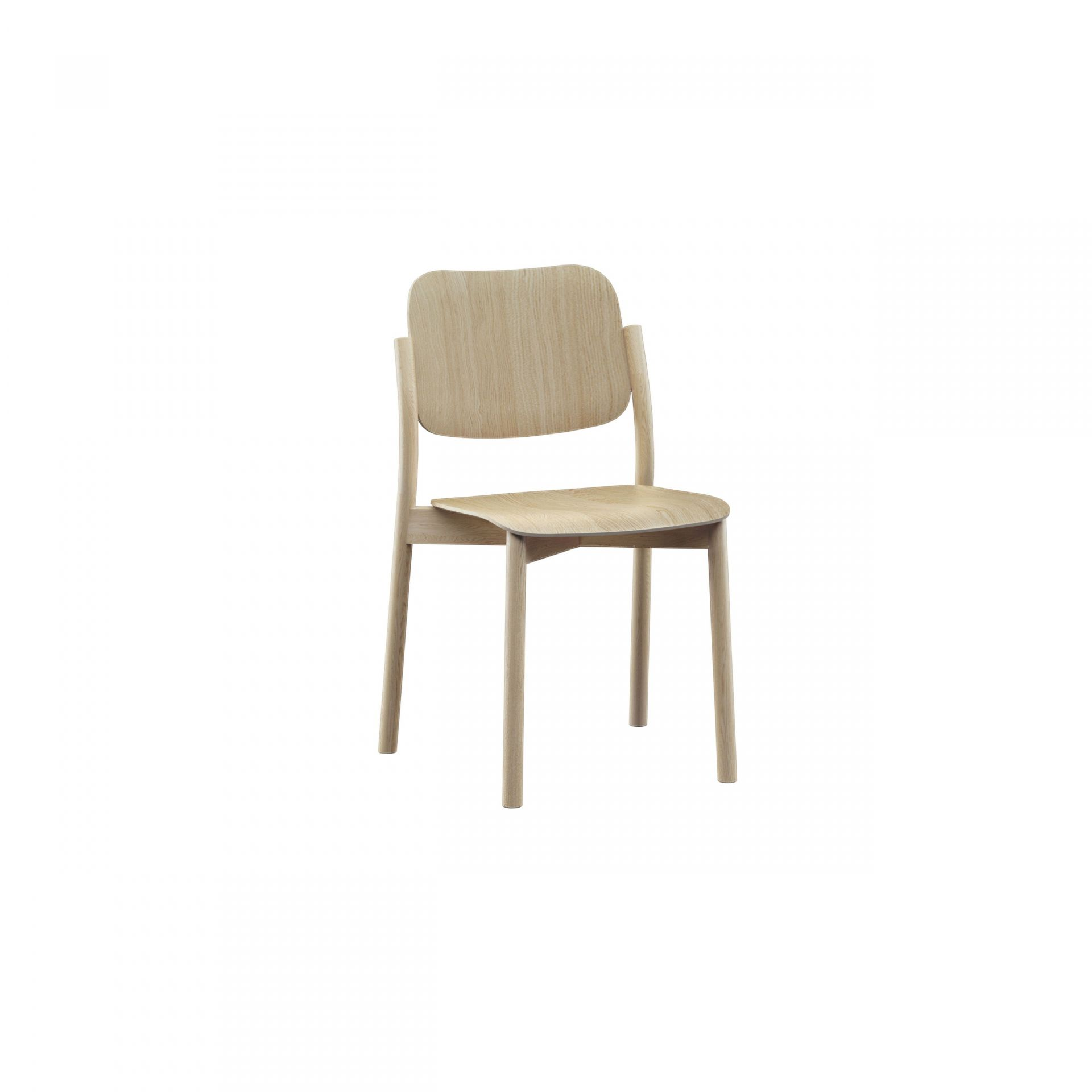 Zoe Wooden chair product image 10
