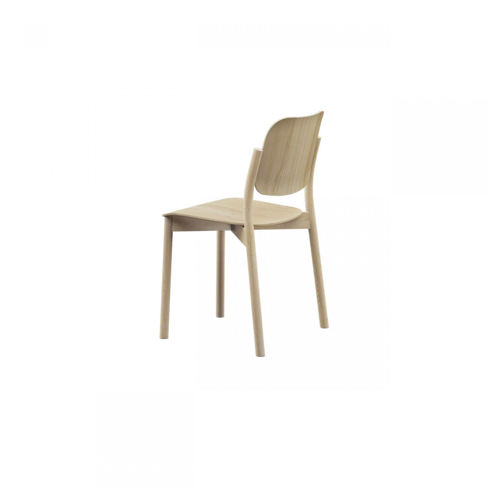 Zoe Wooden chair product image 11