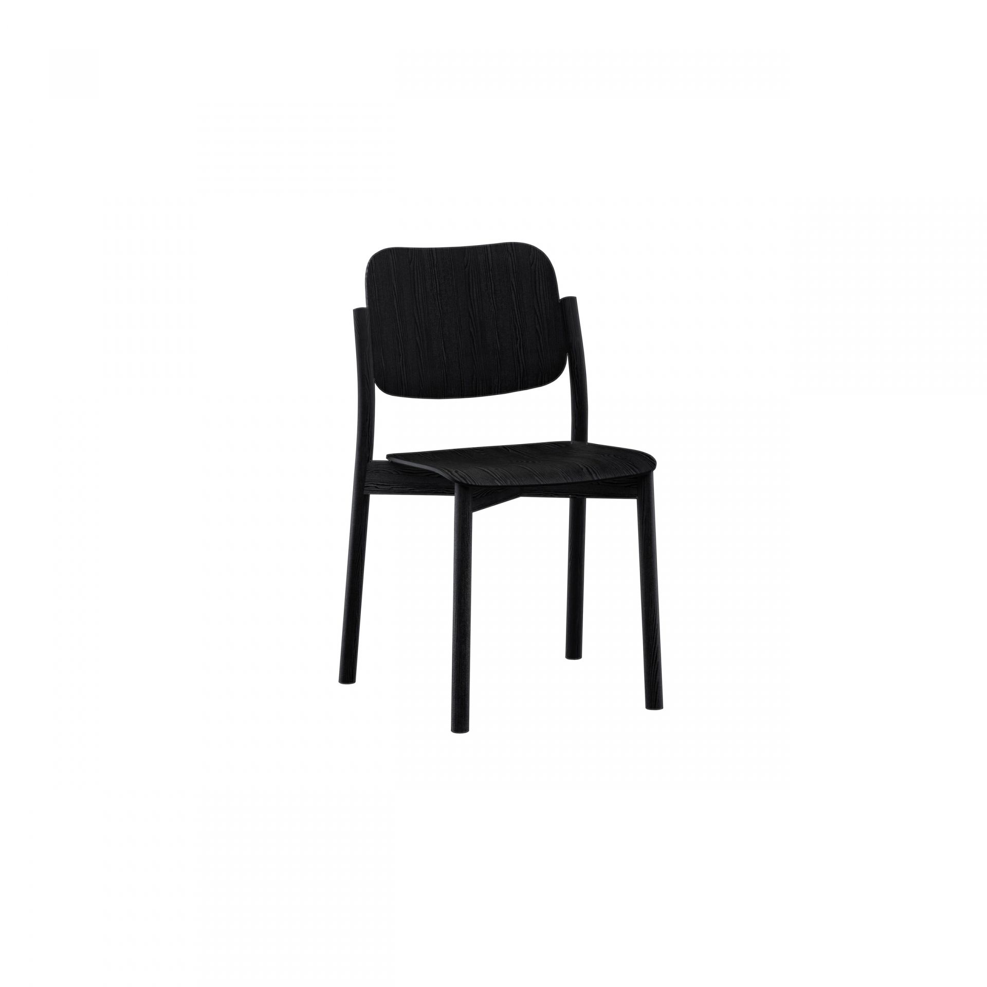 Zoe Wooden chair product image 7