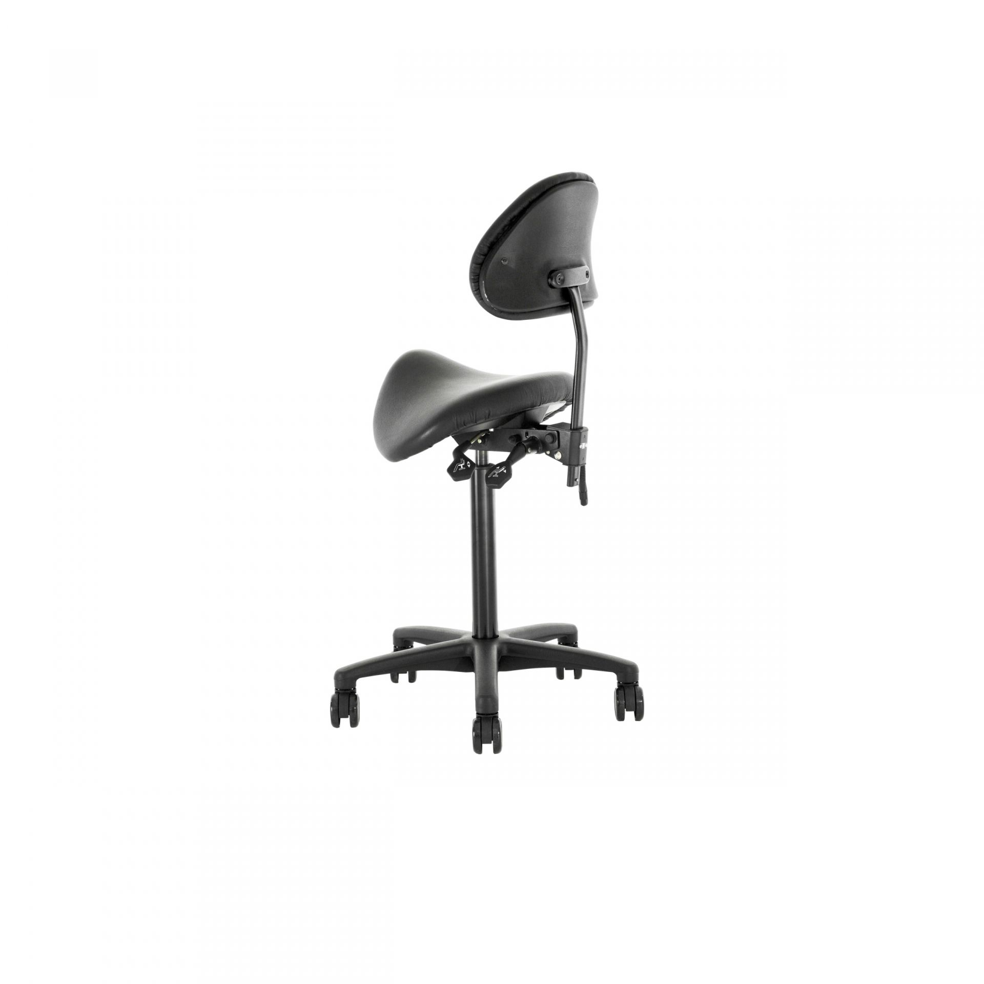 Saddle seat Office chair with saddle seat product image 2