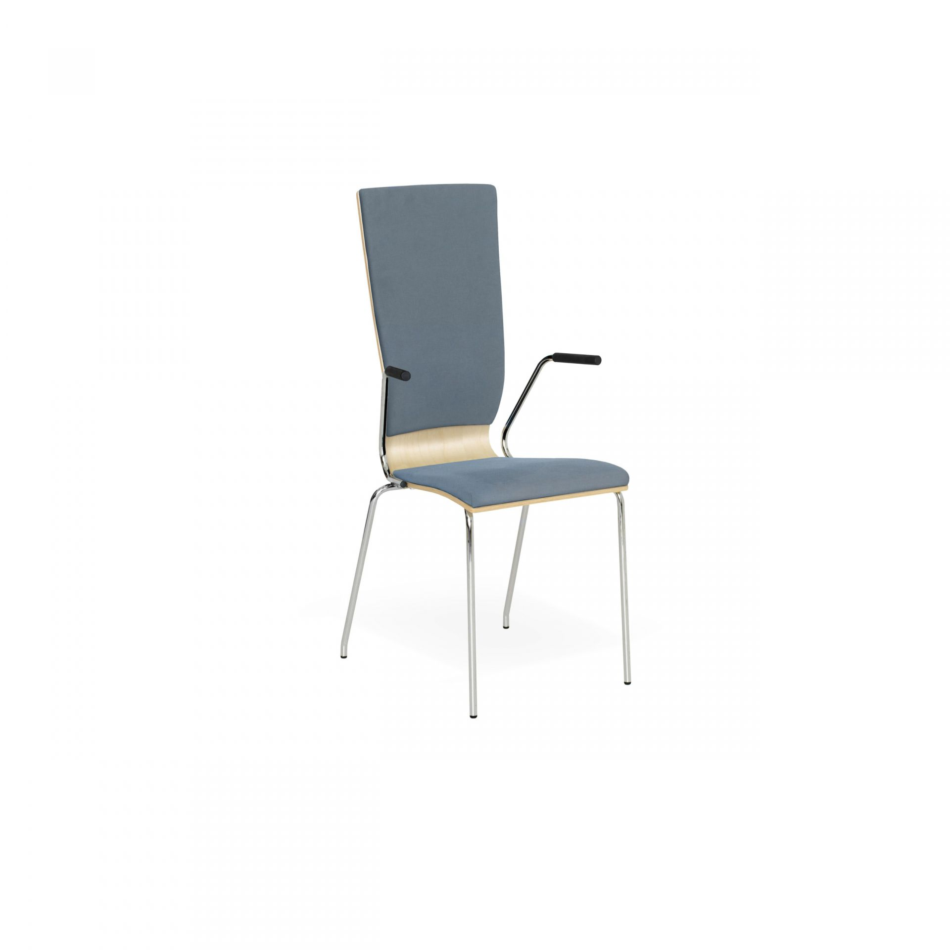 Graf Chair with metal legs product image 2
