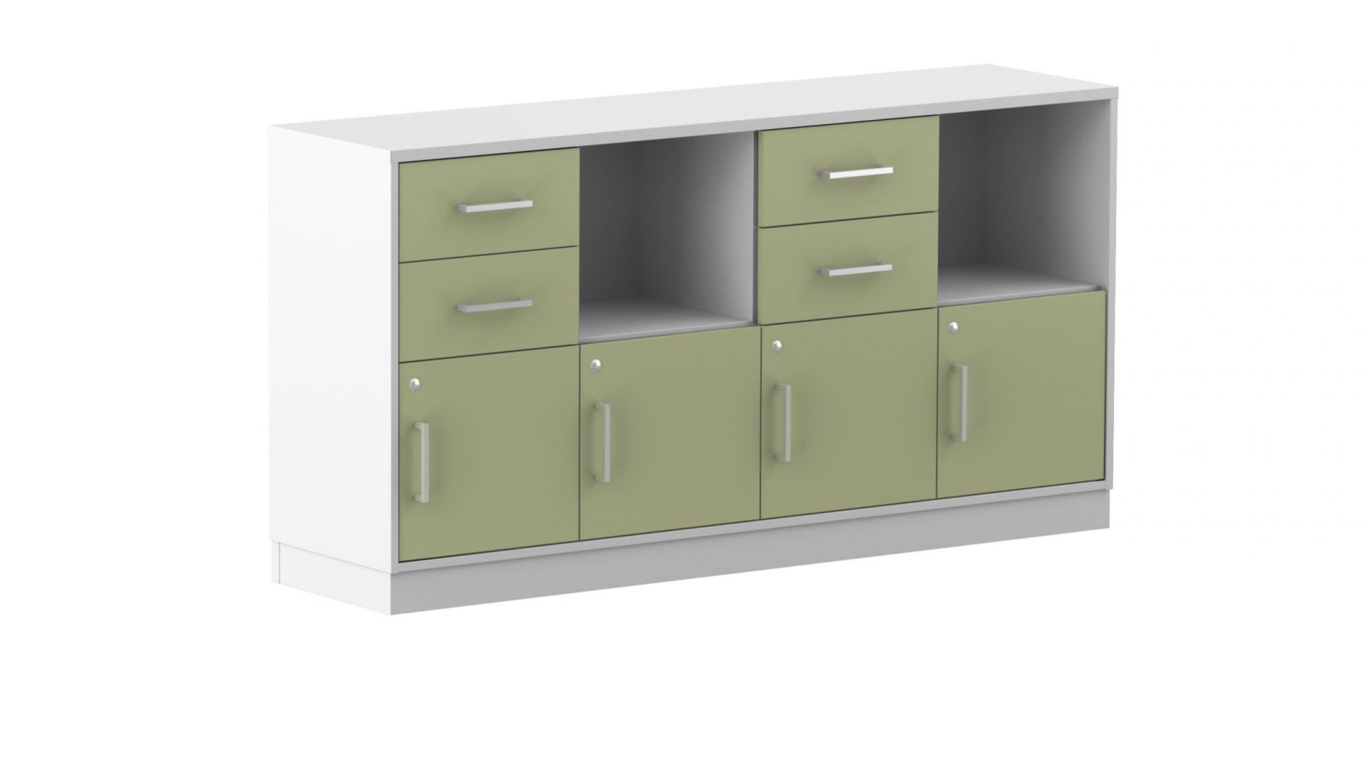 Pulse Storage with doors and drawers product image 2