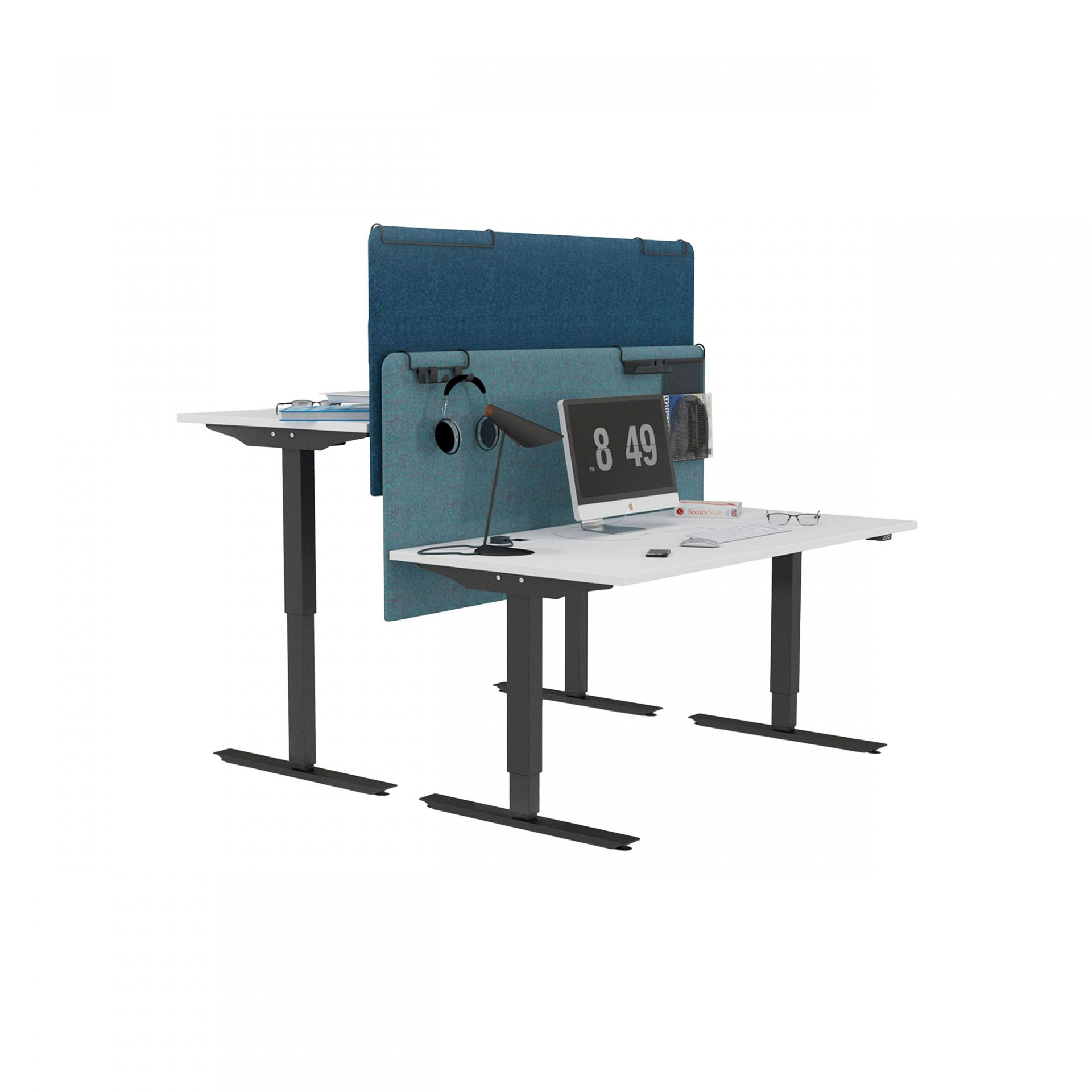 Active Desk, sit/stand