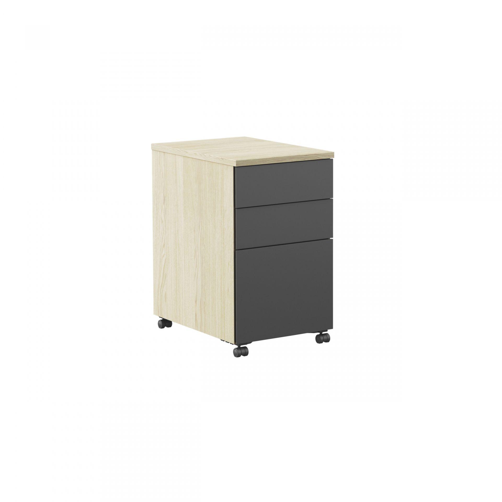 Storage Förvaring med hyllor, dörrar och lådor produktbild 2