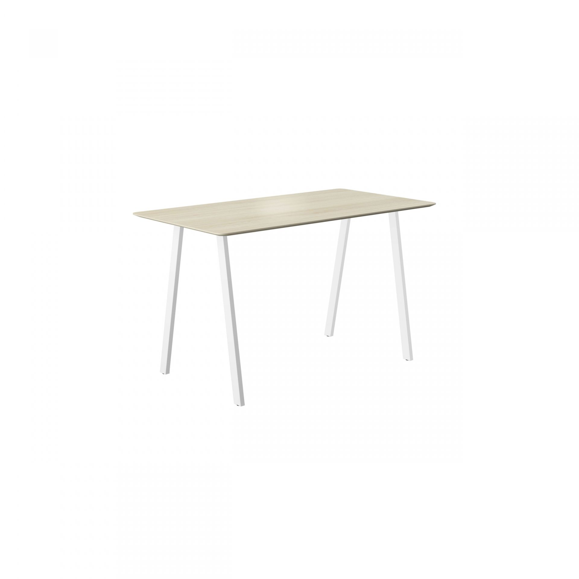 Collaborate Table with metal legs product image 3