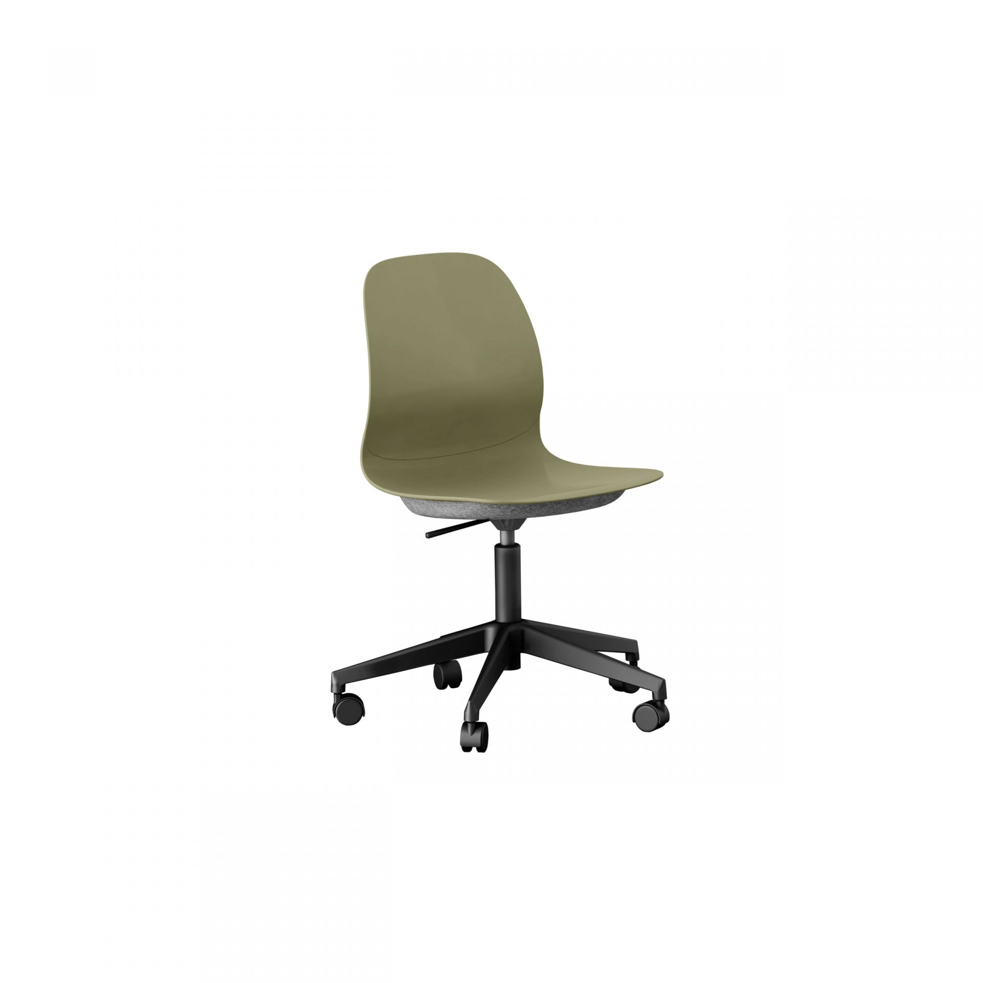 Archie Chair with swivel base product image 2