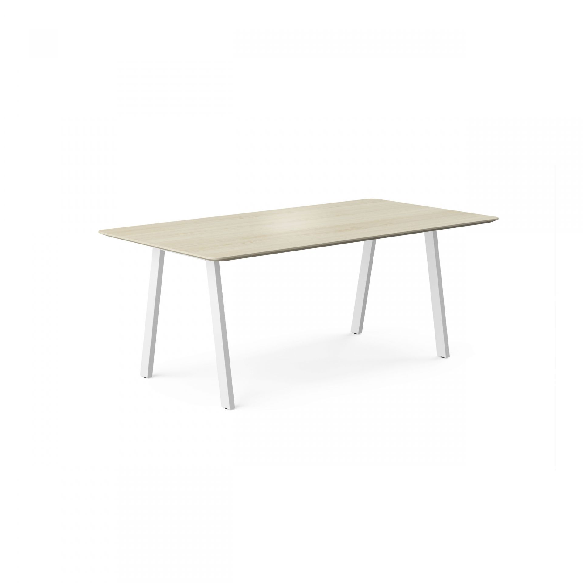 Collaborate Table with metal legs product image 2