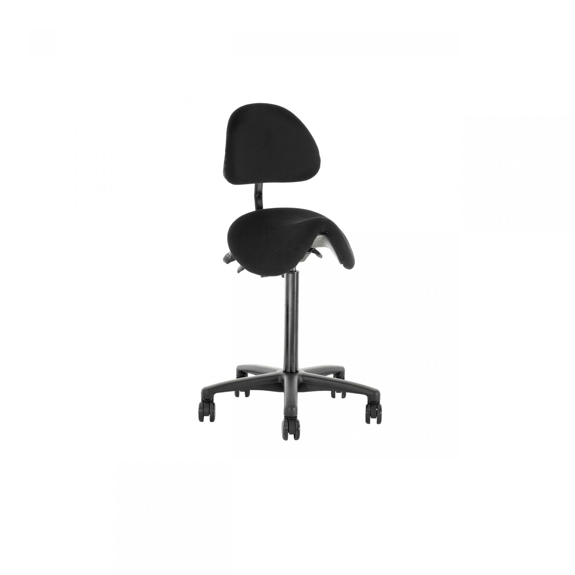 Saddle seat Office chair with saddle seat