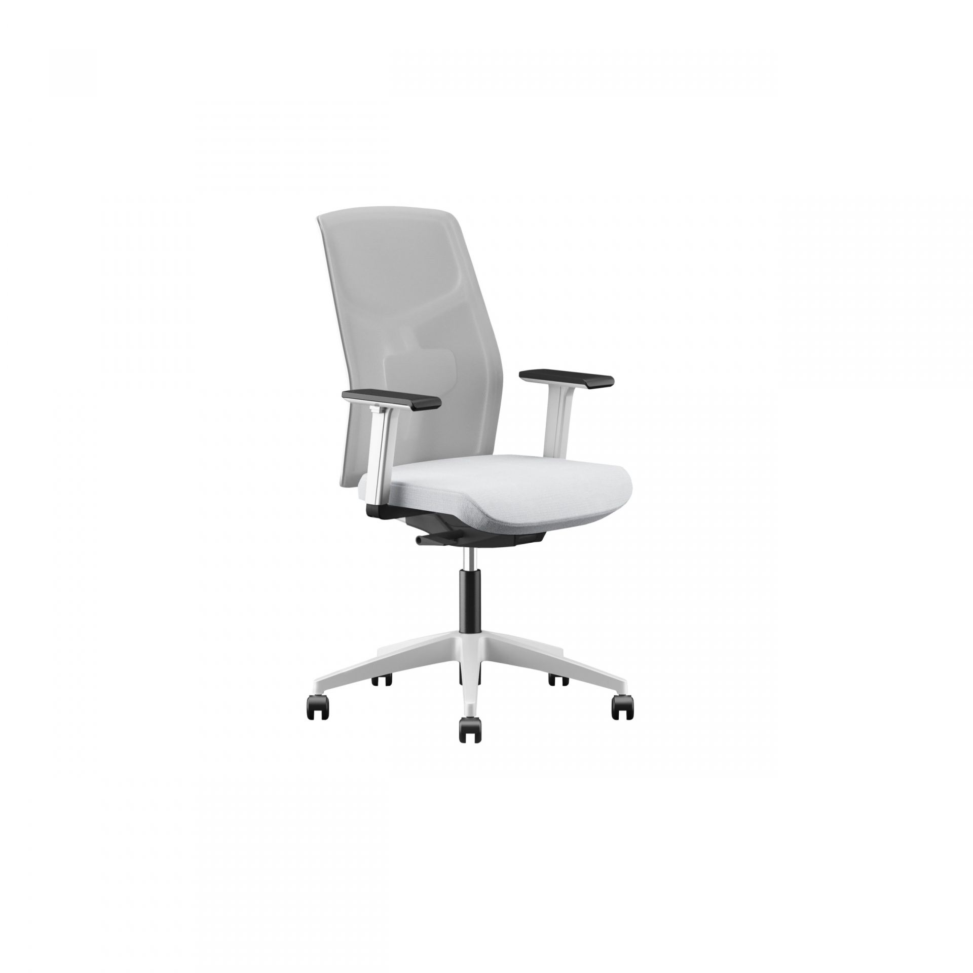 Yoyo Office chair with open mesh back