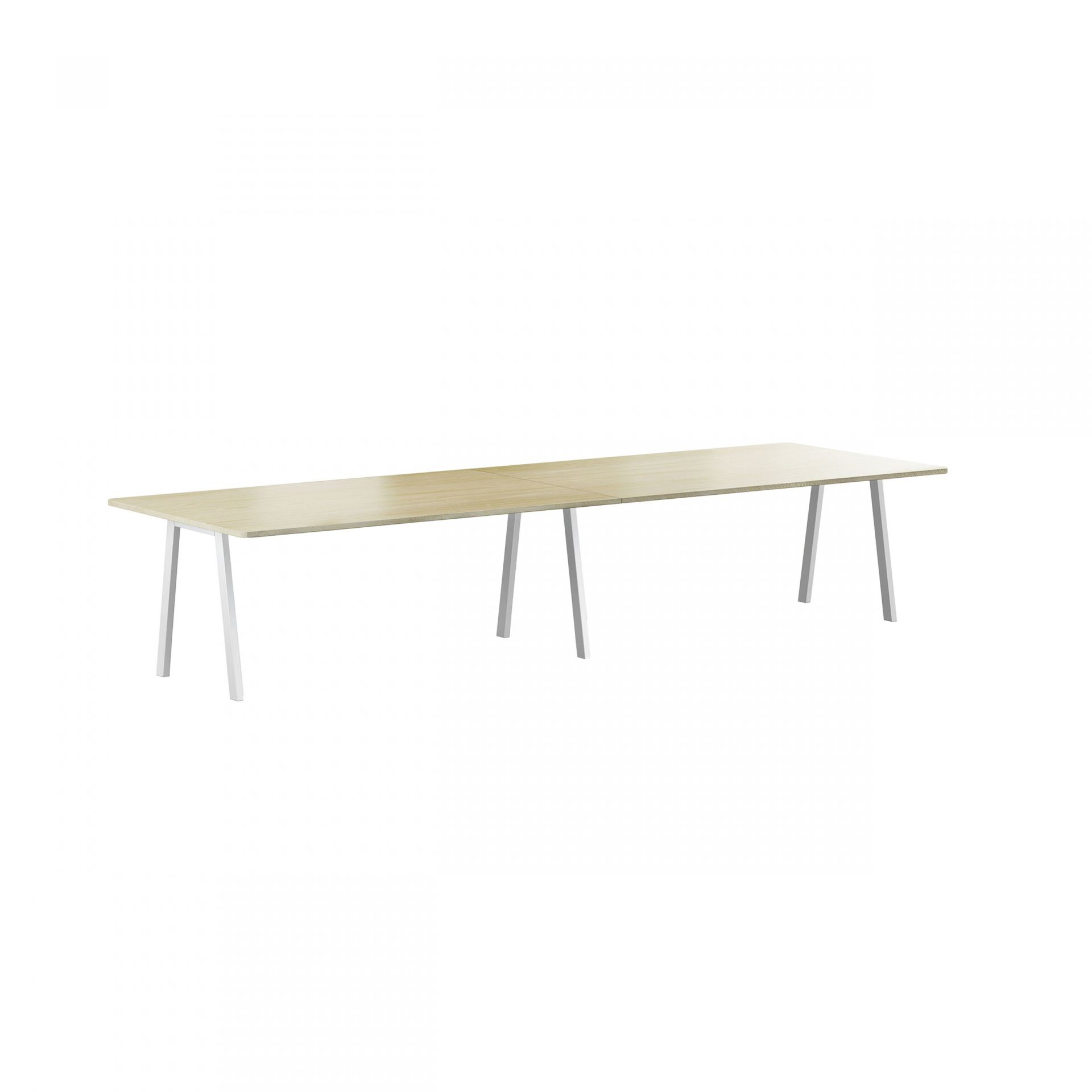 Collaborate Table with metal legs product image 1
