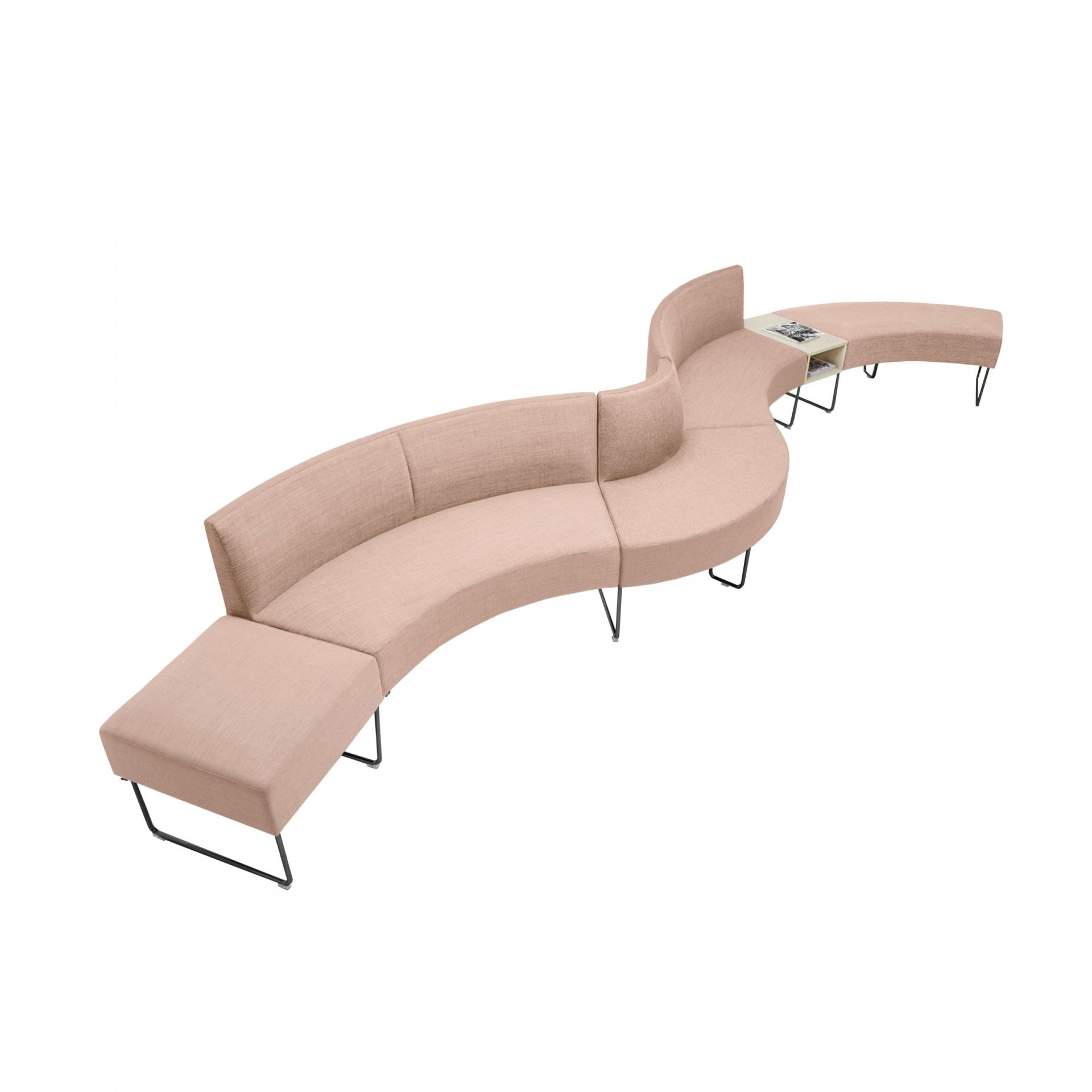 Mingle Buildable seating modules product image 1