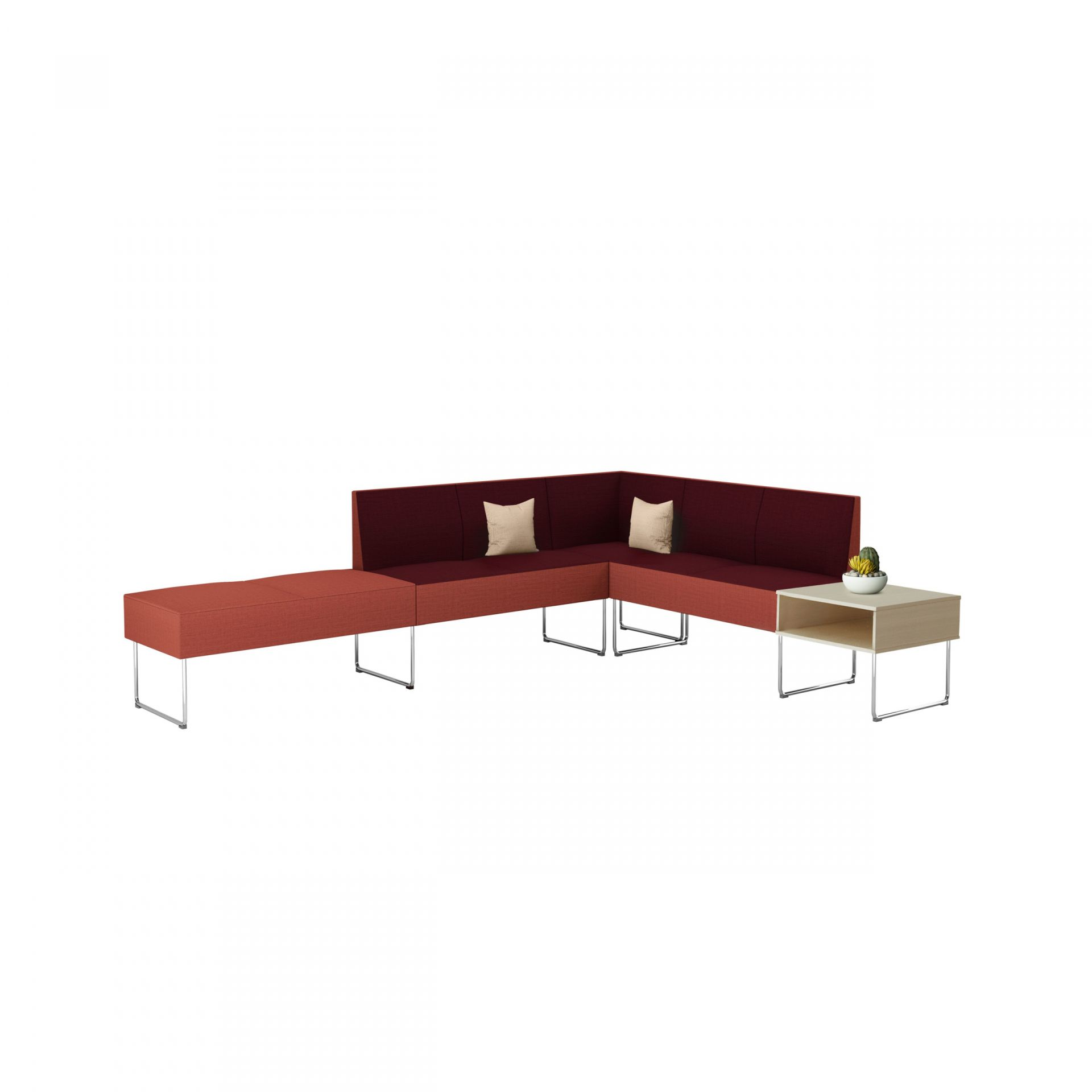 Mingle Buildable seating modules product image 4