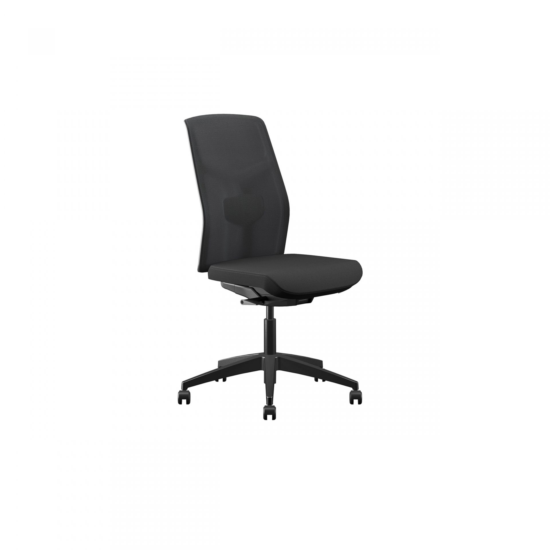 Yoyo Office chair with open mesh back product image 3