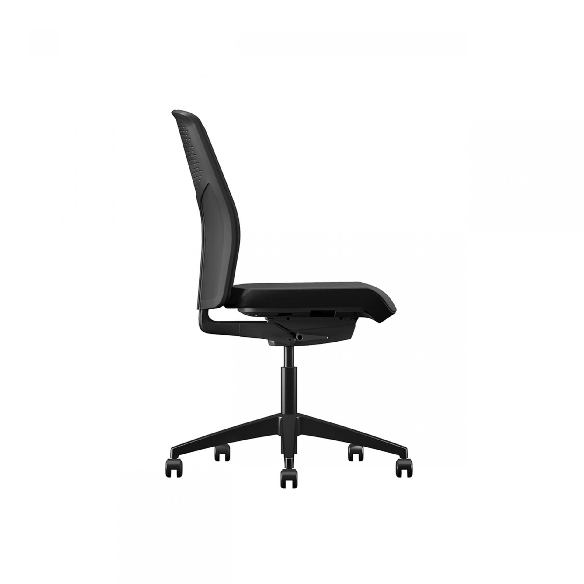 Yoyo Office chair with covered mesh back product image 3