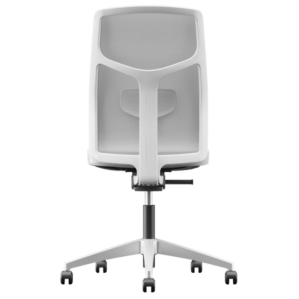 Yoyo Office chair with open mesh back product image 4