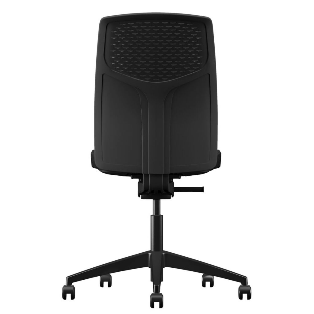 Yoyo Office chair with covered mesh back product image 4